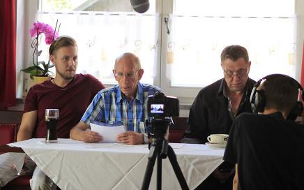 Interviews zum Making Of